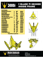 Dutchman 300i Tree Spade Specification Sheet