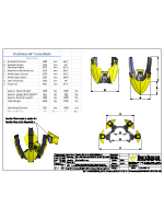 Dutchman 66I Curved Blade Truck Spade Specification Sheet