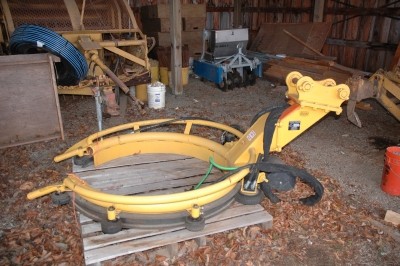 "(#08350) Dutchman 50"" Tree Tyer for Excavator"